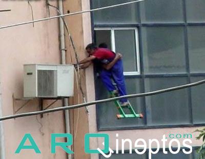 Especial aire acondicionado arquineptos for Como montar un aire acondicionado